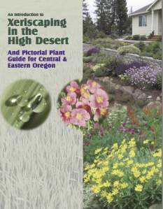 "Cover of ""Xeriscaping in the High Desert"""