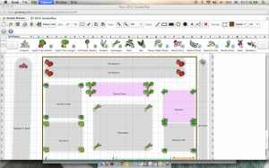 garden plan on growveg.com