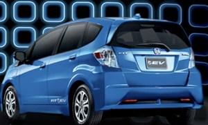 The Honda Hit EV