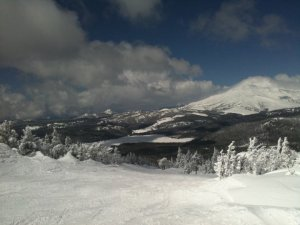 Mount Bachelor ski area, Bend, OR